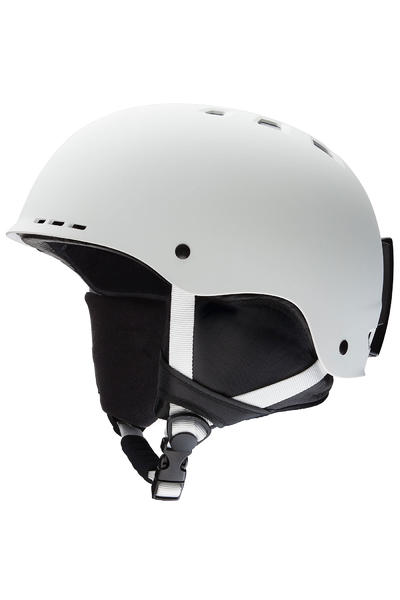 Smith Holt Casco de Snow (matte white)