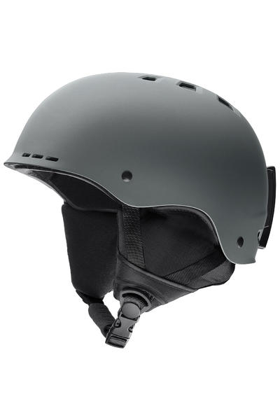 Smith Holt Casco de Snow (matte charcoal)