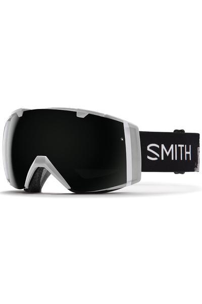 Smith I/O Markus Goggles (blackout red sensor) incl. Bonus glass