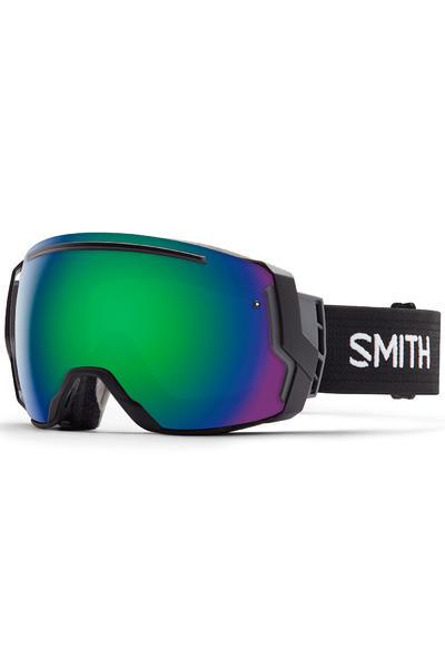 Smith I/O 7 Goggles (black green solex)