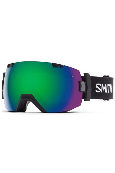 Smith I/OX Goggles (red solex blue sensor) incl. Bonus glass