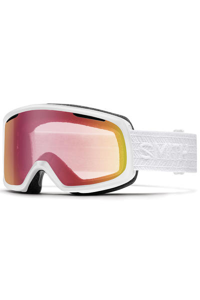 Smith Riot Goggles women (red solex yellow) inkl. Bonusglas