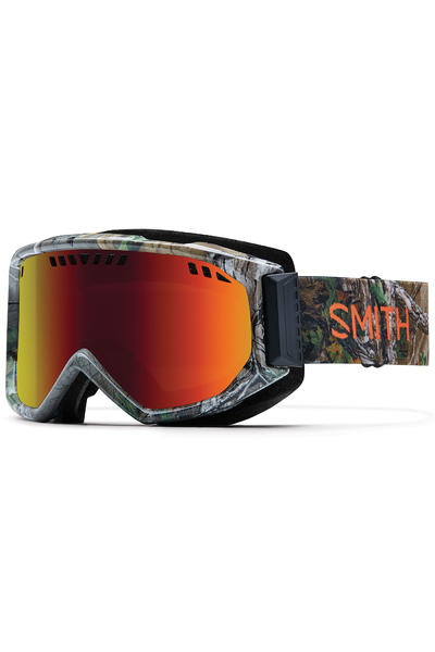 Smith Scope Pro Realtree Goggles (red solex)