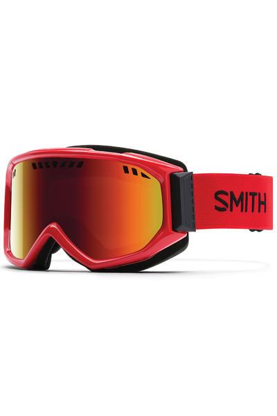 Smith Scope Pro Goggles (red solex)