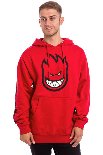 Spitfire Bighead Fill Hoodie (red)