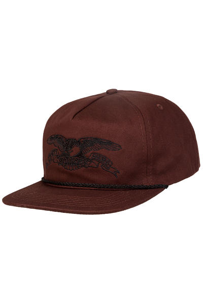 Anti Hero Basic Eagle Cap (dark brown black)