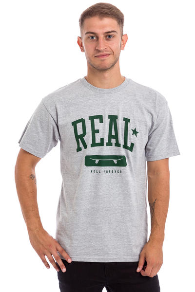 Real Underclass T-Shirt (athletic heather)