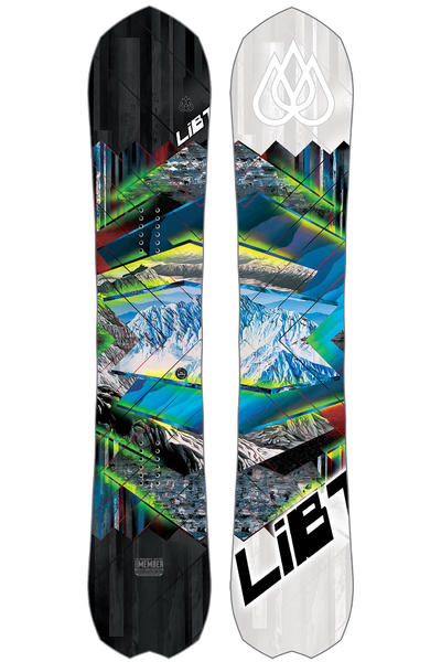Lib Tech Travis Rice Pro FP Gold Member 163cm Snowboard 2016/17