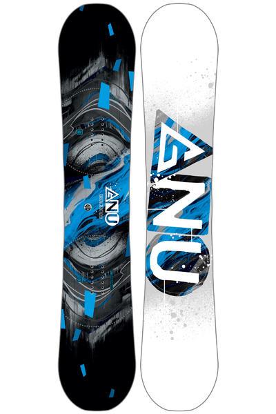Gnu Carbon Credit Asym 156cm Snowboard