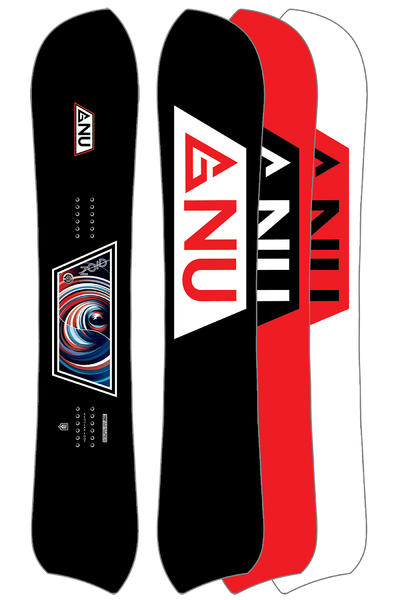 Gnu Zoid Asym Regular 159cm Snowboard 2016/17