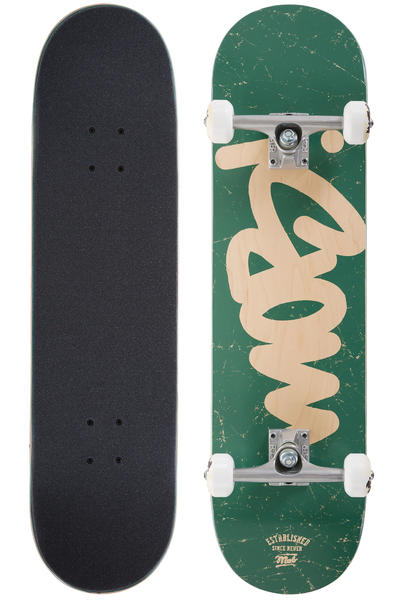 "MOB Skateboards Mob Tag 8.25"" Komplettboard (green)"
