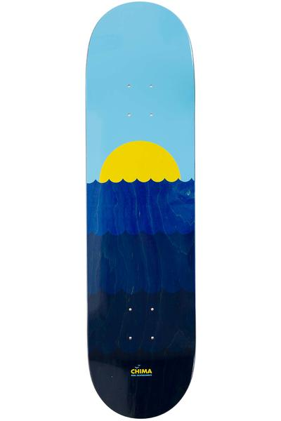 "Real Ferguson Waves 8.18"" Deck (blue)"