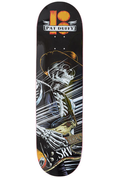 "Plan B Duffy Cold Shot BLK ICE 8.375"" Deck (black)"