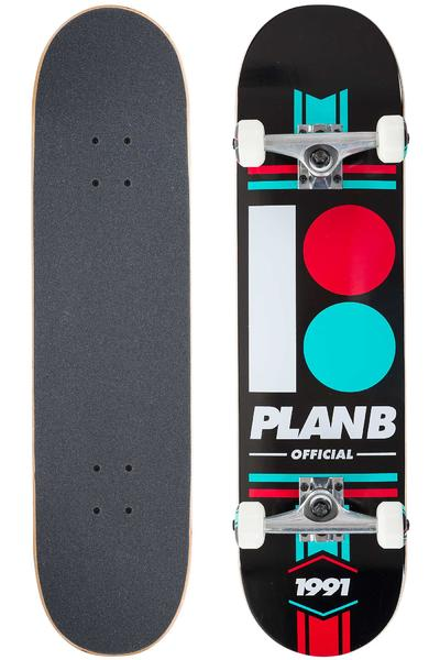 "Plan B Team Official 8"" Komplettboard (black)"