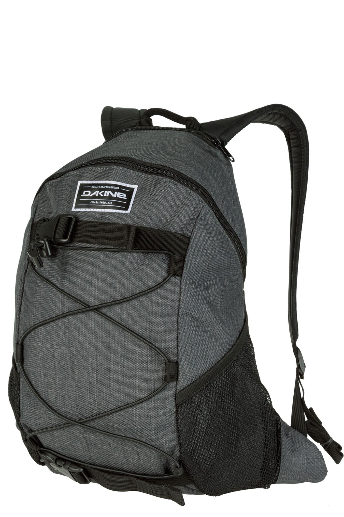 Dakine Wonder Backpack 15L (carbon) buy at skatedeluxe