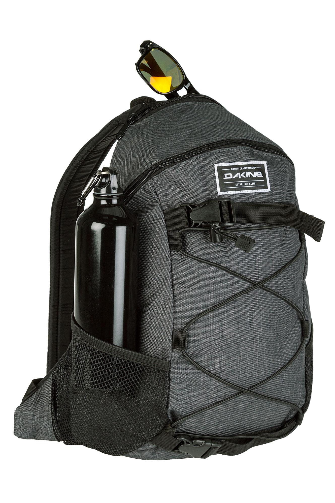 dakine wonder backpack 15l carbon buy at skatedeluxe. Black Bedroom Furniture Sets. Home Design Ideas