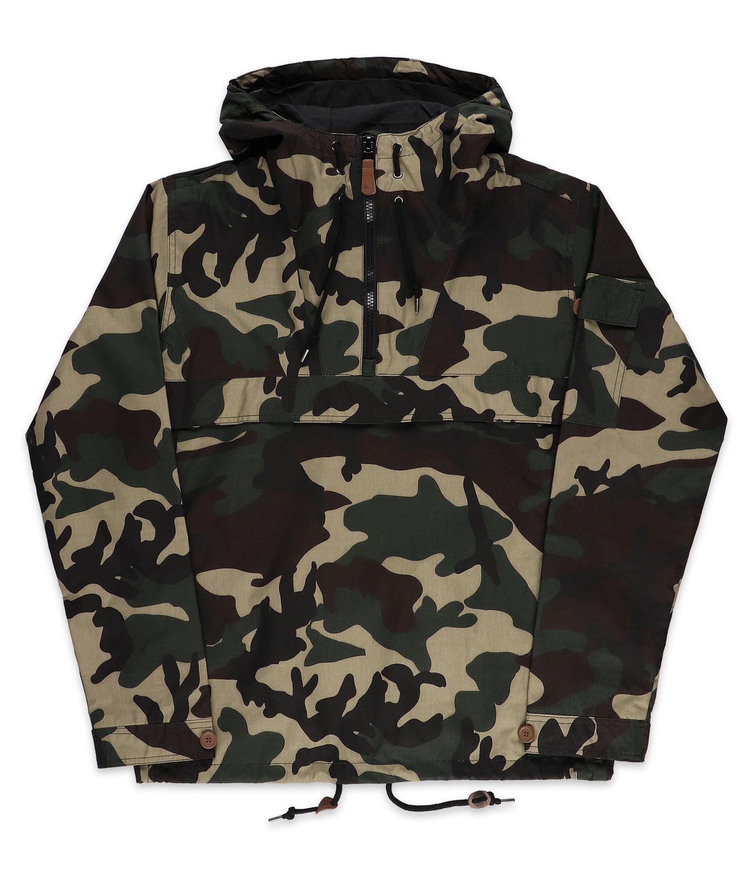 Achetez camouflage Sur Veste Skatedeluxe Pollard Dickies z7xatt