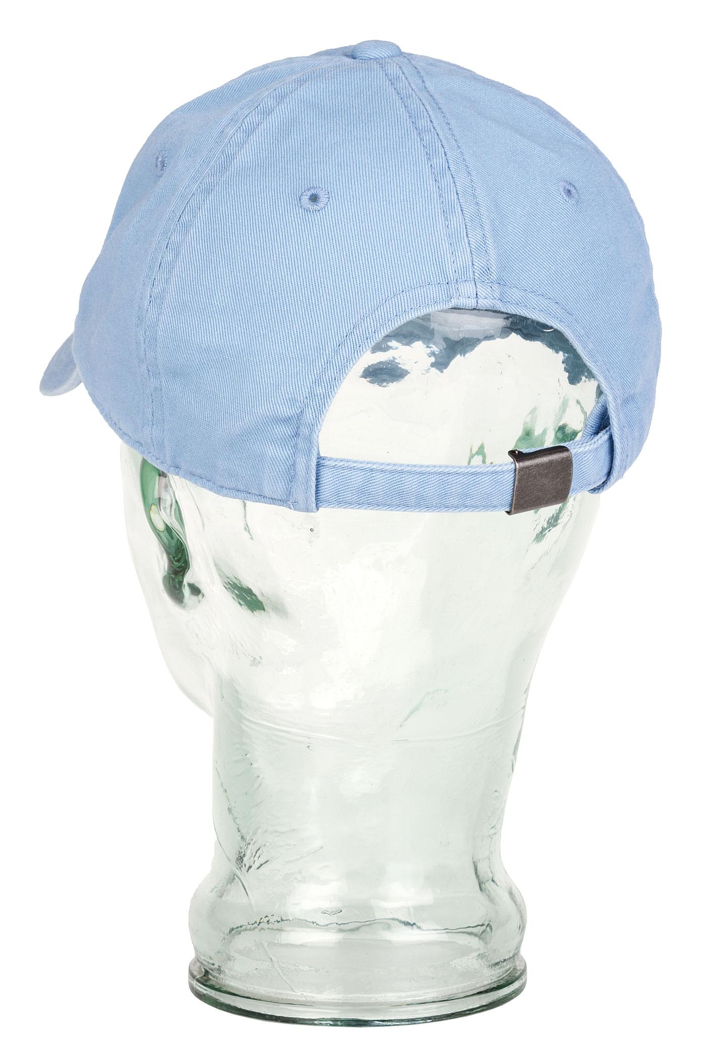 fa2792f355c Carhartt WIP Major 6 Panel Cap (glacier white) buy at skatedeluxe