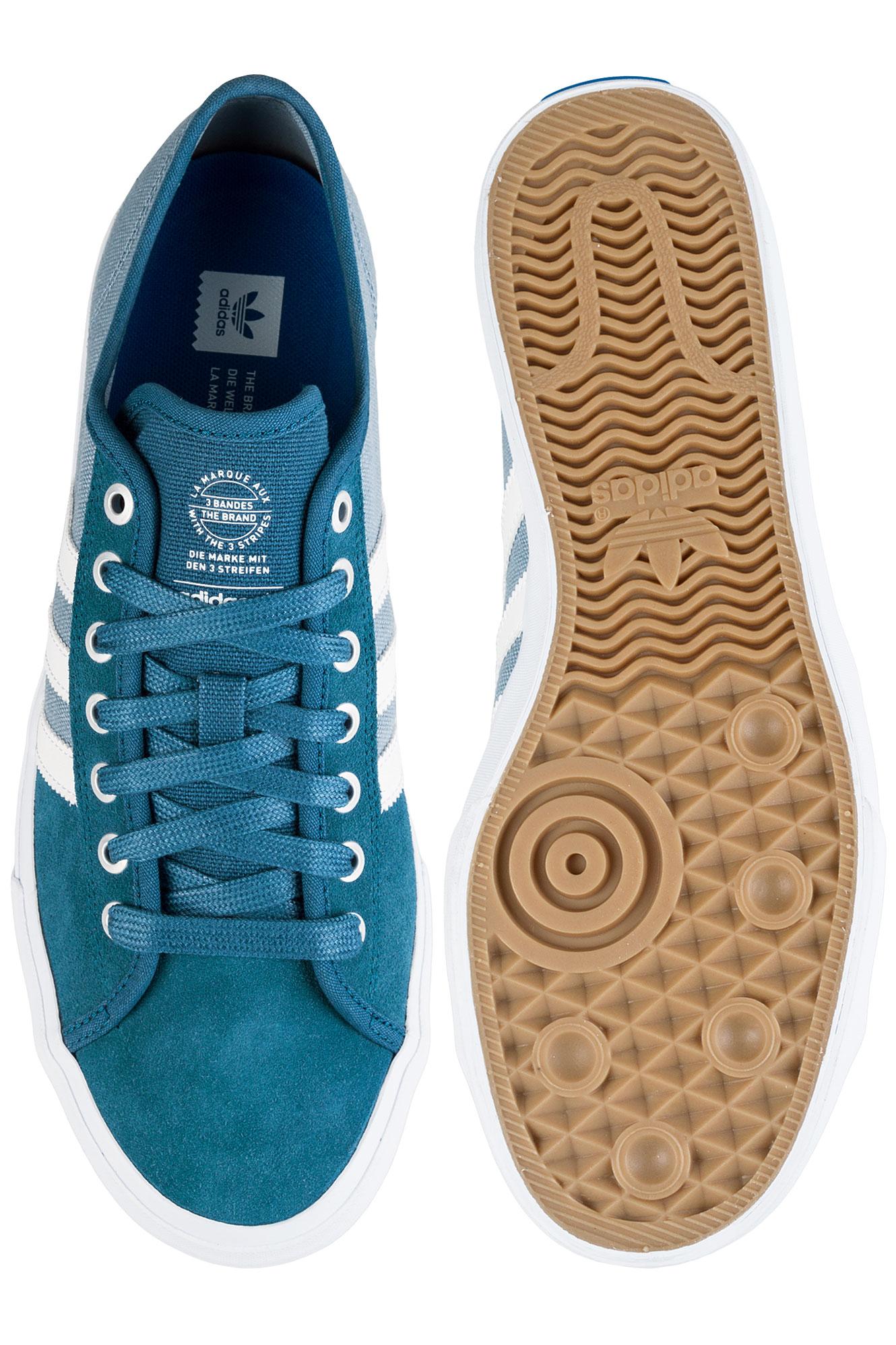 online retailer be63f 569d3 ... adidas Skateboarding Matchcourt RX Chaussure (core blue white) ...