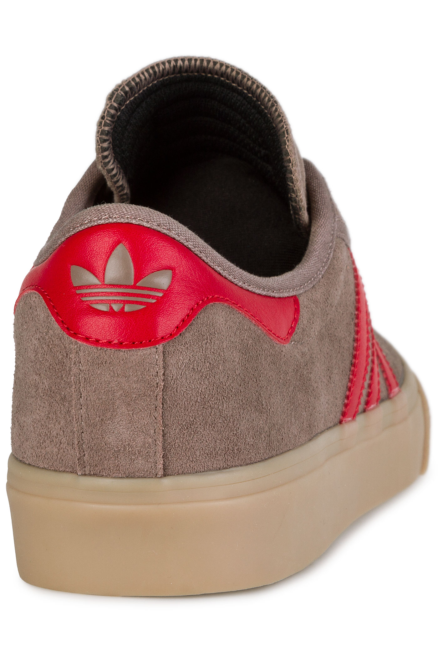 quality design 8c650 9d5c9 ... adidas Adi Ease Premiere ADV Shoes (trace brown scarlet gum)