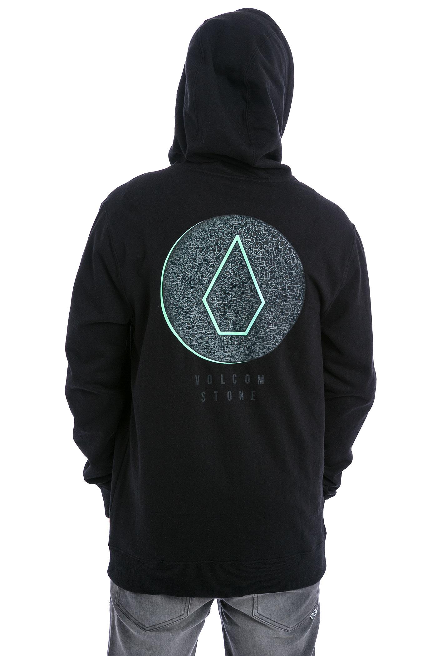 Volcom zip hoodie