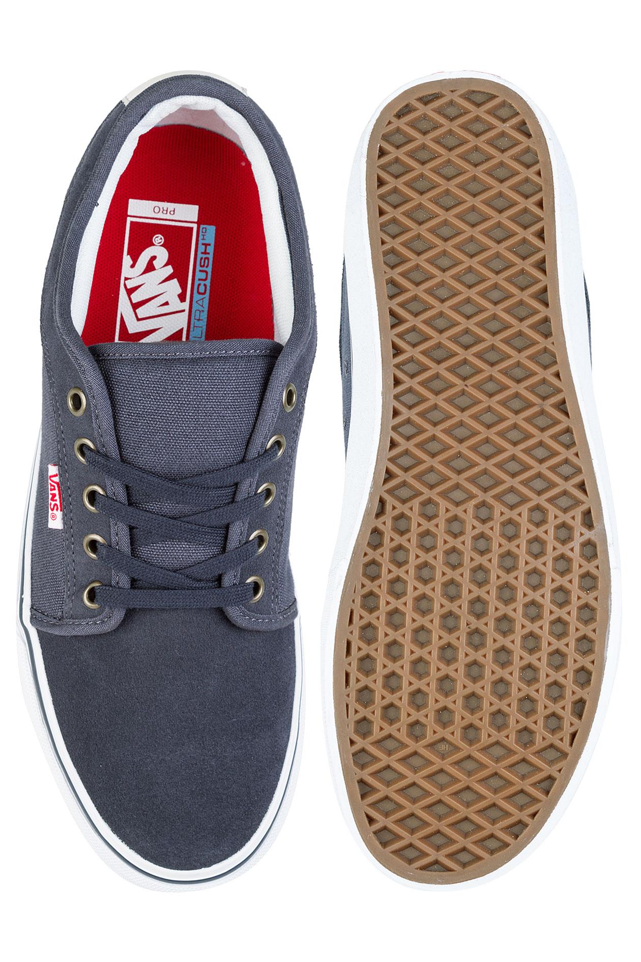 Vans Chukka Low Shoe (parisian night white red) buy at skatedeluxe aed06ec19