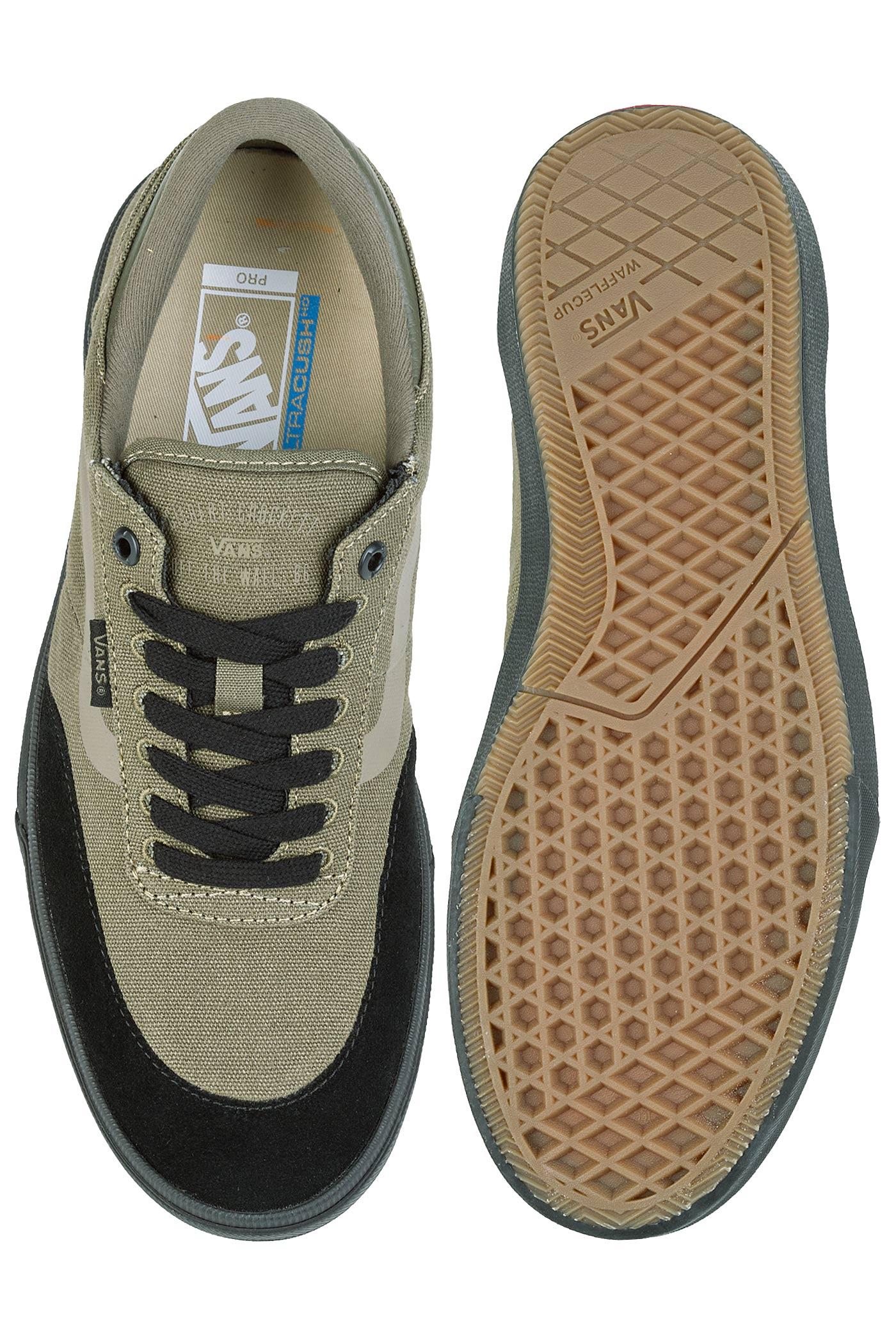 35150bbb04b Vans Gilbert Crockett 2 Pro Chaussure (ivy green black) achetez sur ...
