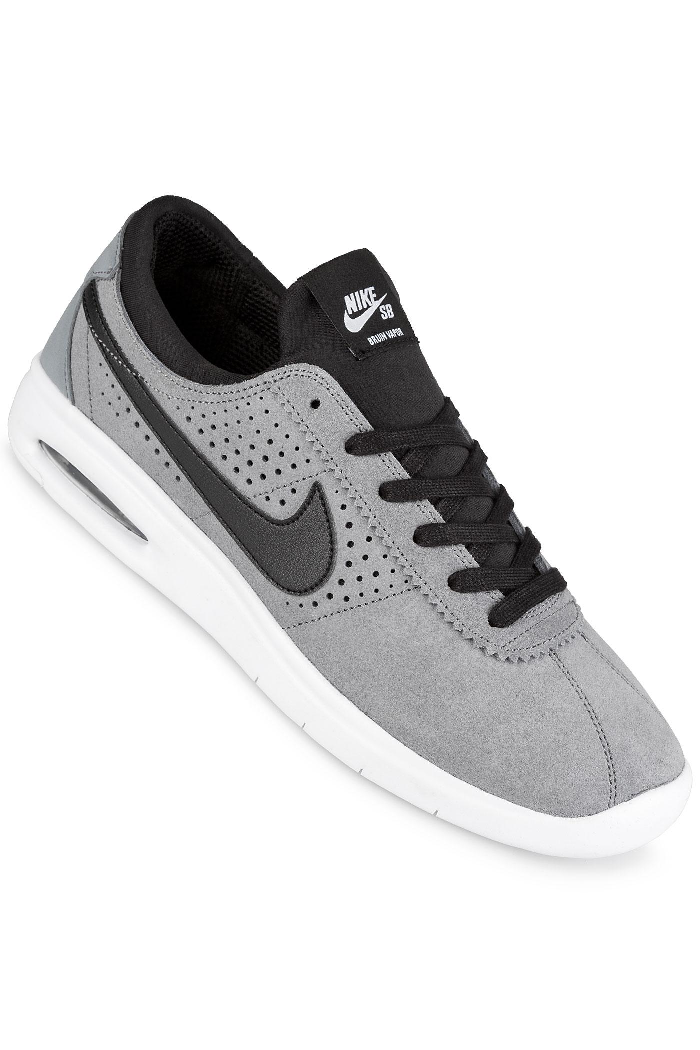 buy online 8b7db b2dc3 Color BlackCool Grey-White Nike SB Air Max Bruin Vapor Shoes (cool grey  black) .