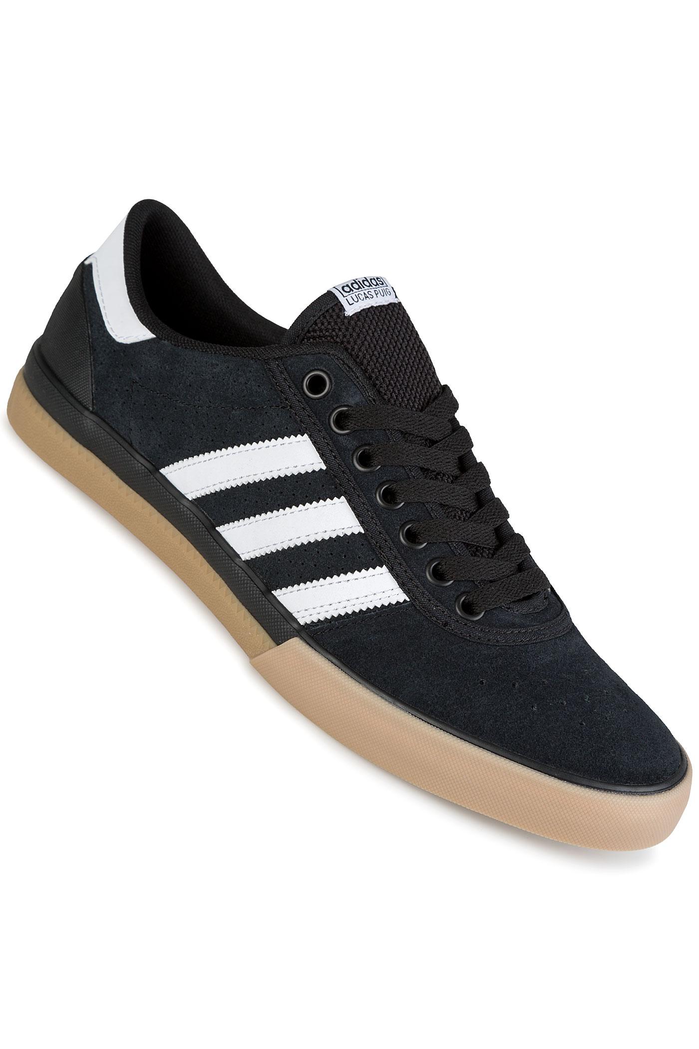 909e93f2f17 ... adidas Skateboarding Lucas Premiere ADV Shoes (core black black gum) .
