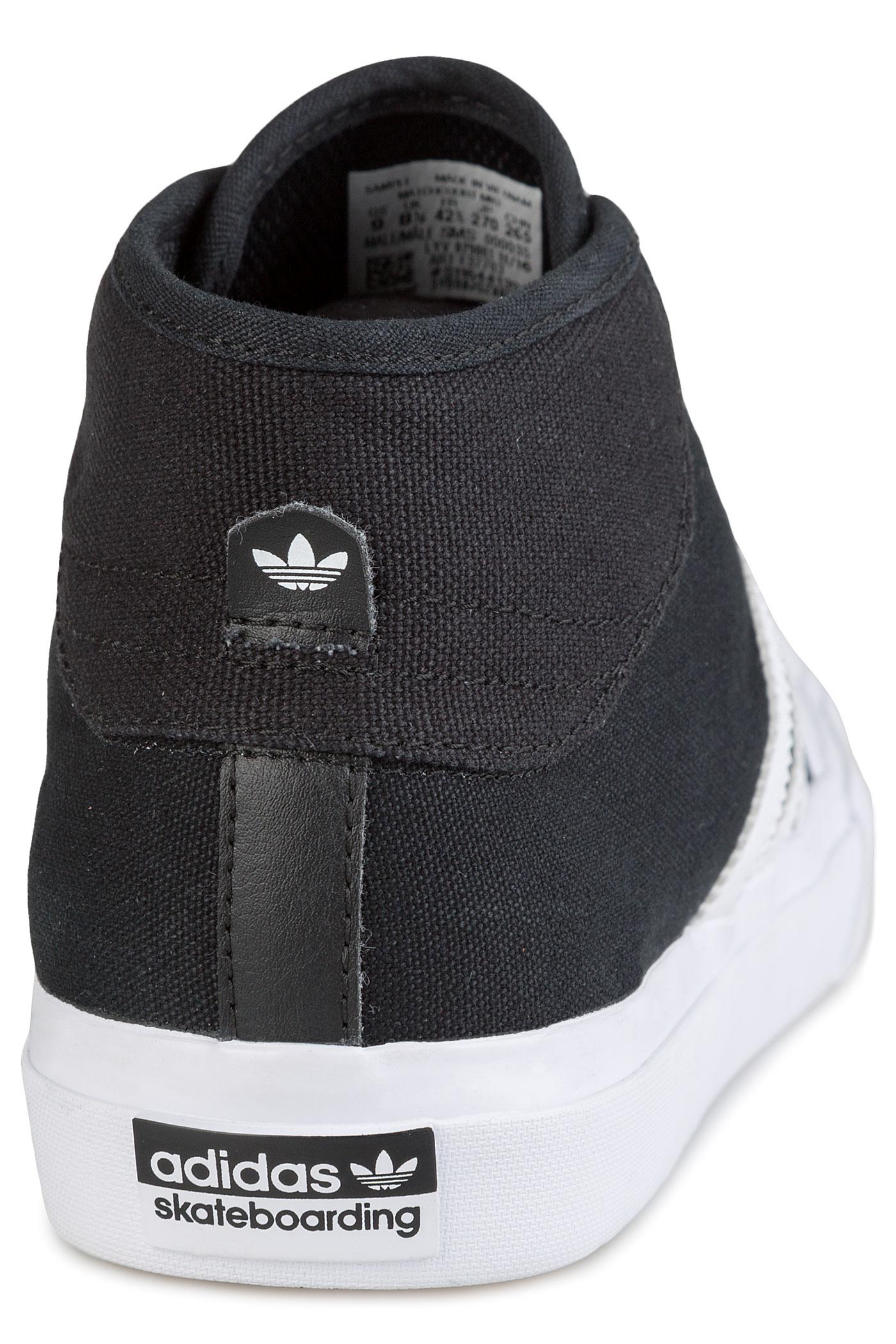Matchcourt MID Nero Uomo   Sneaker alte adidas * GCtrade