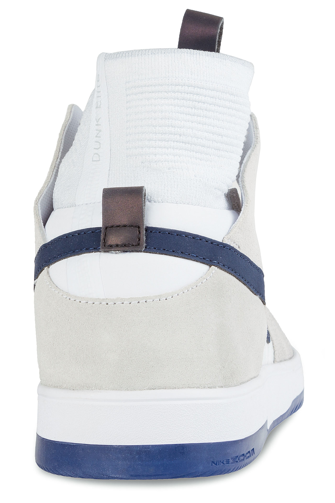 dc135f6a22a12 Nike SB Dunk High Elite Cyrus Bennett QS Shoes (white midnight navy ...