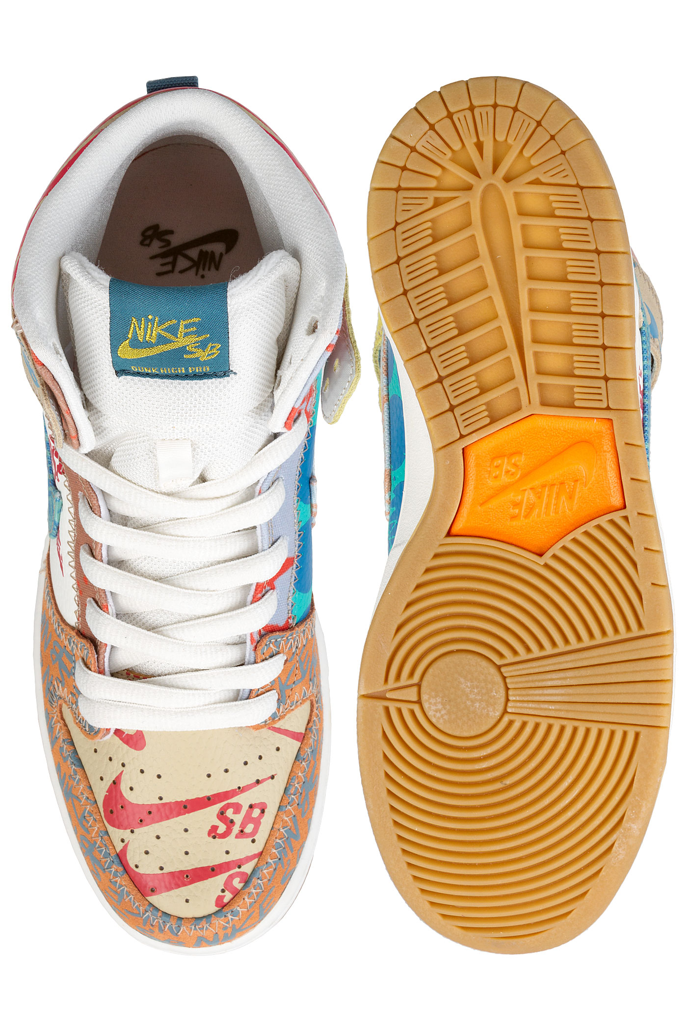 new arrival 44713 48074 ... official store nike sb x thomas campbell dunk high premium schuh ice  jade circuit . 73d3e