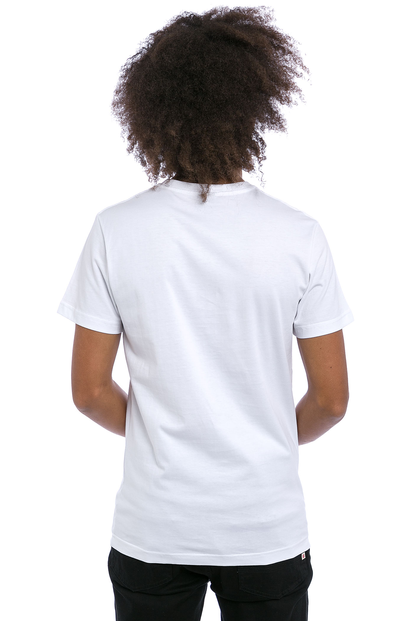 iriedaily shot 2 pieces t shirt white buy at skatedeluxe. Black Bedroom Furniture Sets. Home Design Ideas