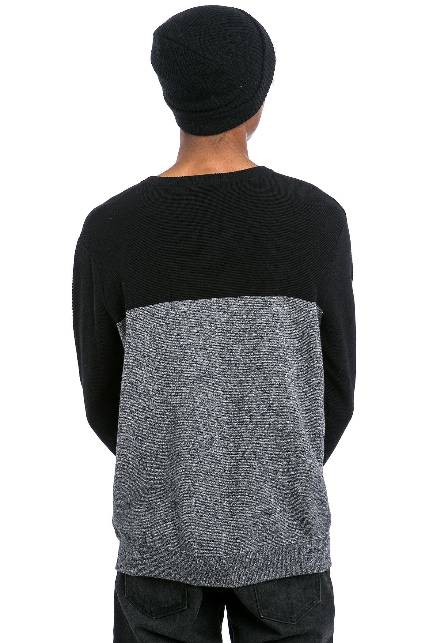 iriedaily auf deck stripe sweatshirt salt n pep kaufen bei skatedeluxe. Black Bedroom Furniture Sets. Home Design Ideas