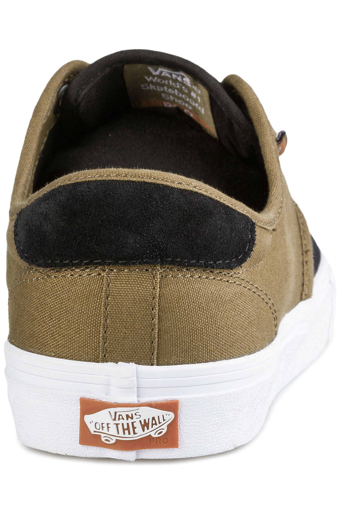 Vans Chima Ferguson Pro Shoes (black teak) buy at skatedeluxe ec17b6796