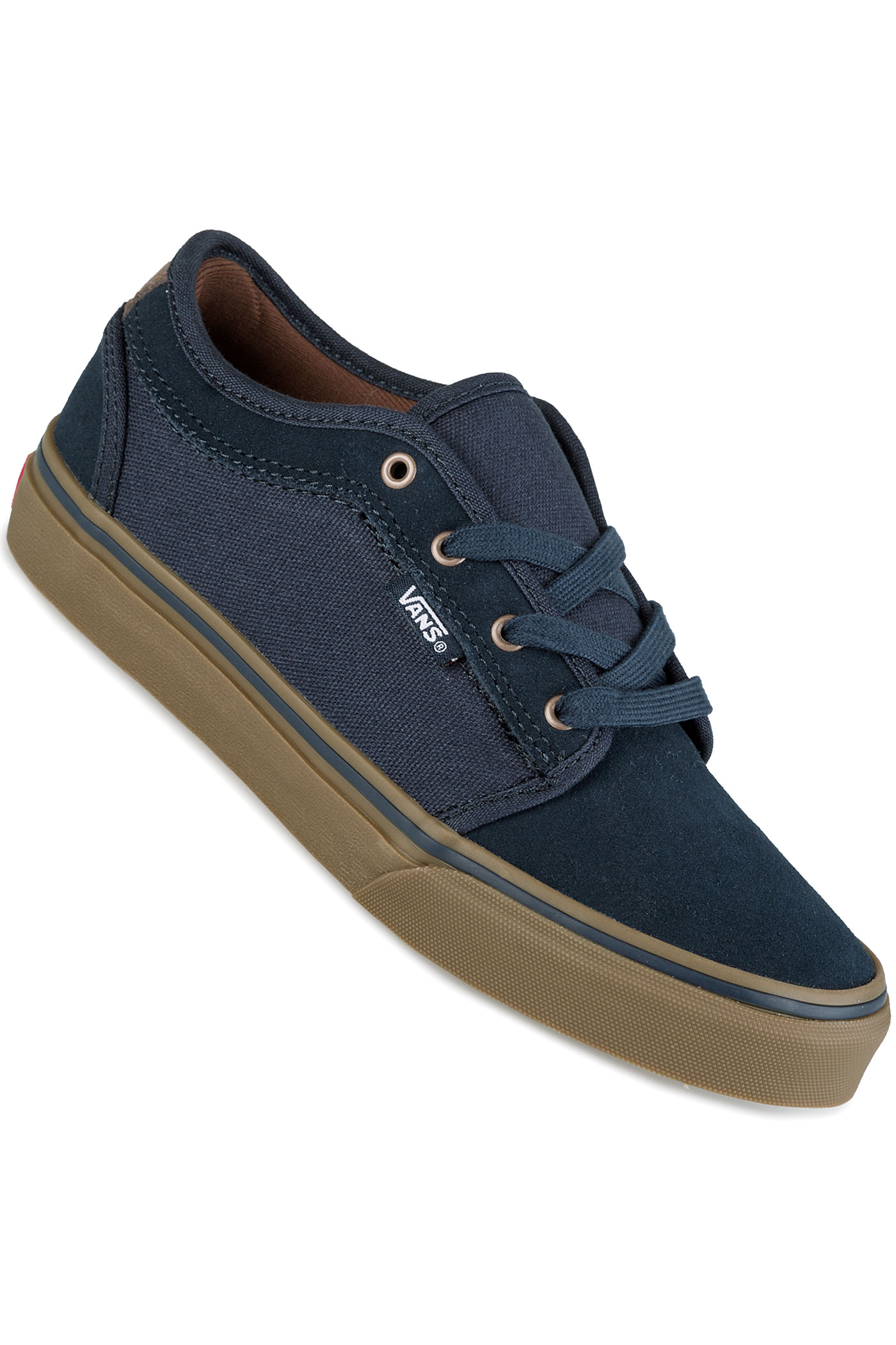 b3c83f6443 vans authentic navy gum   Come and stroll!