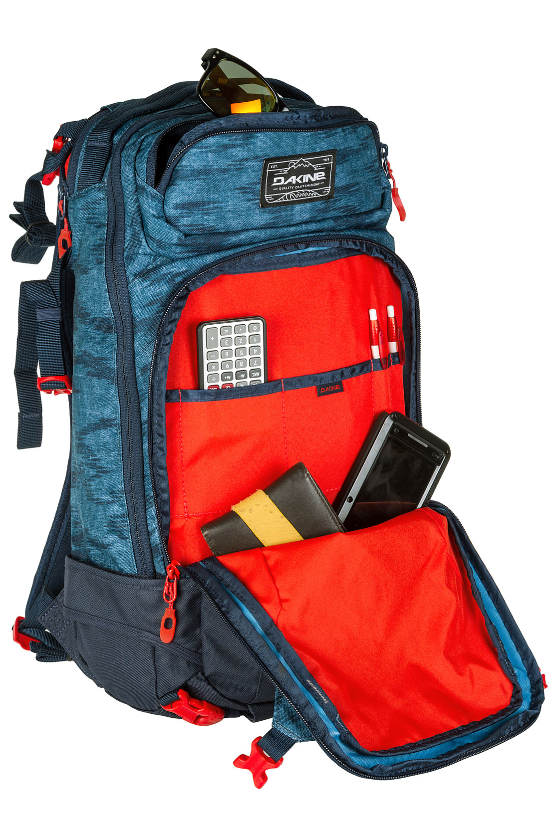 Dakine Heli Pro Backpack 20L (stratus) buy at skatedeluxe