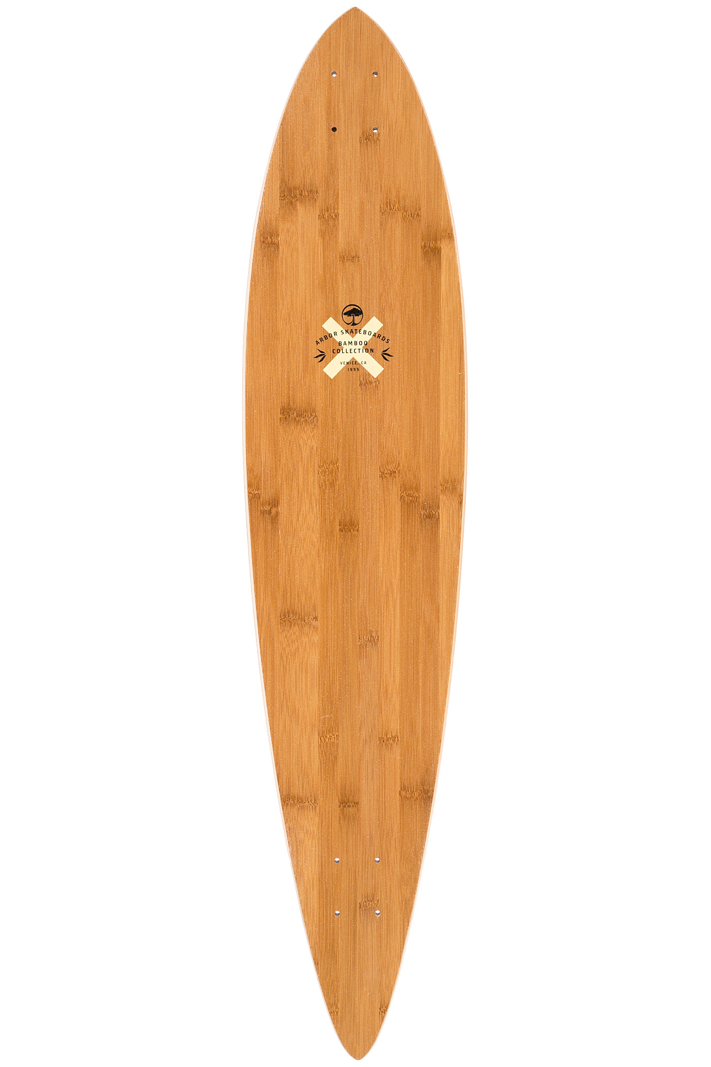 arbor timeless bamboo 42 106 7cm longboard deck kaufen. Black Bedroom Furniture Sets. Home Design Ideas