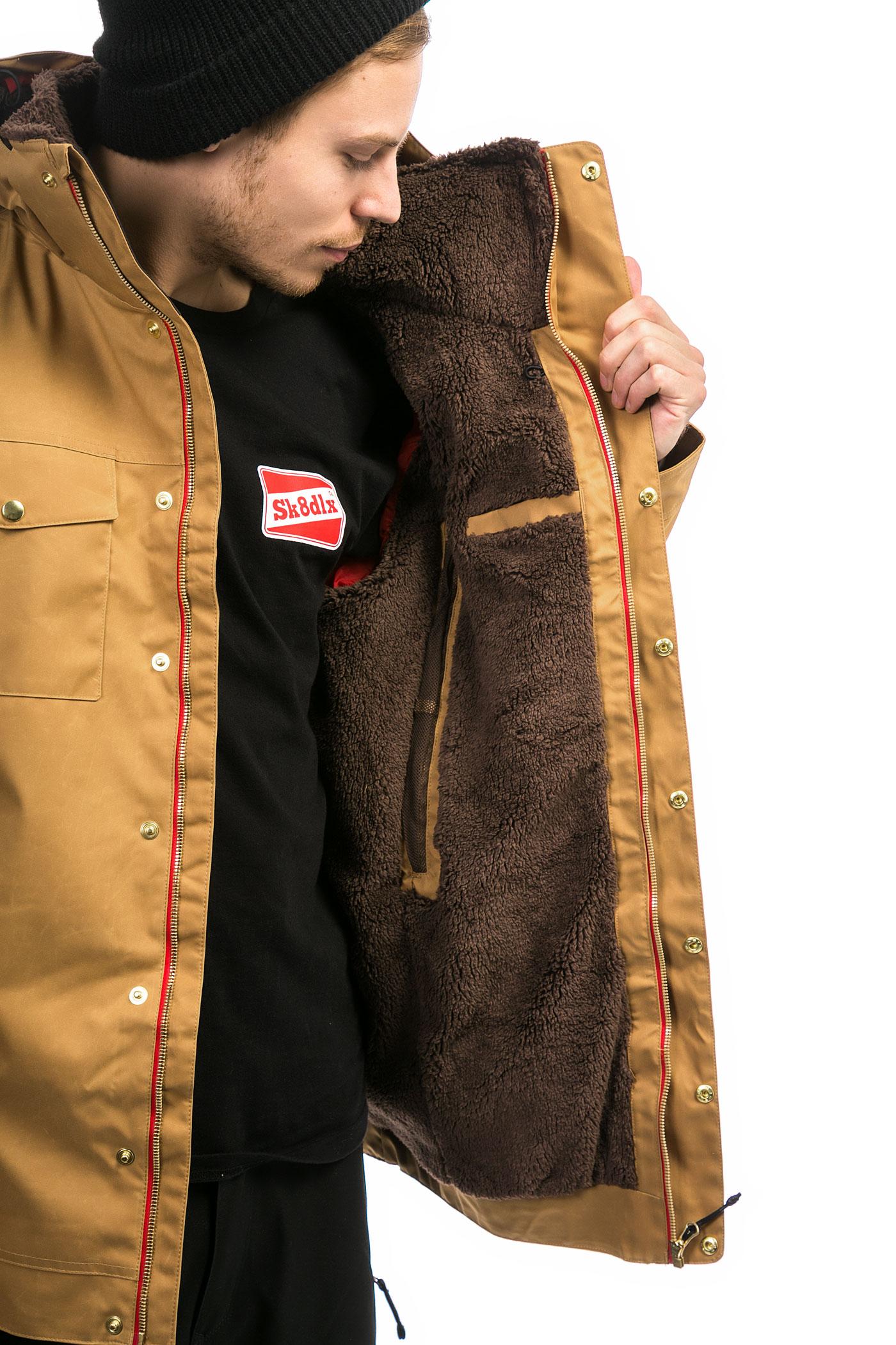 veste snowboard homme adidas