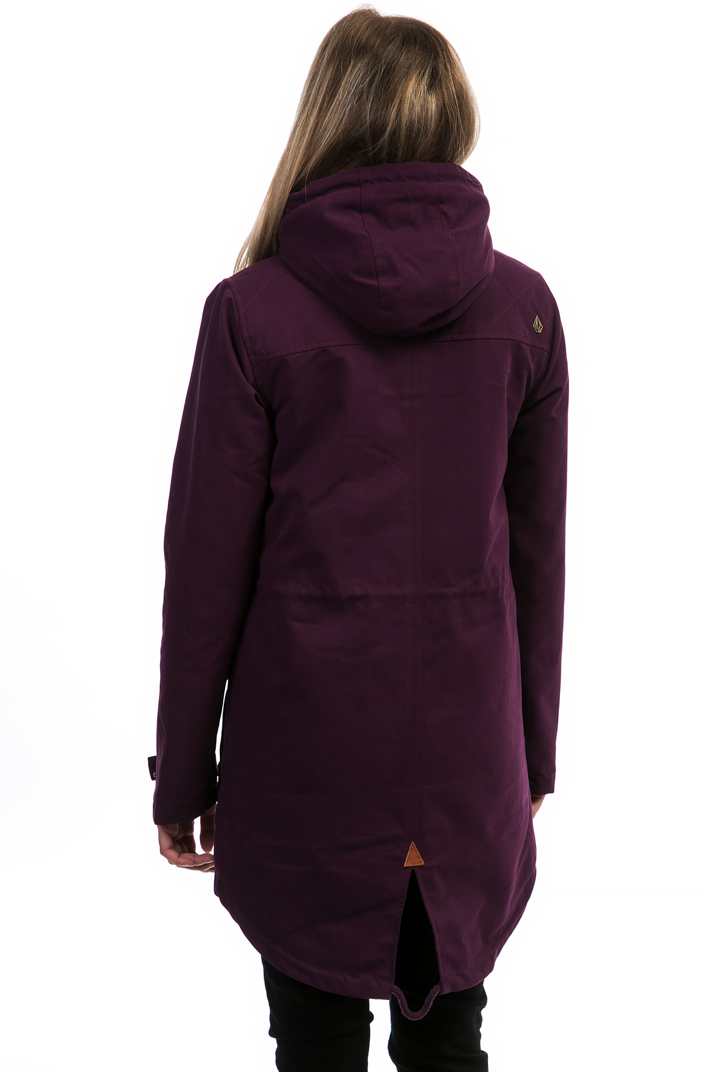 Womenplum Veste Volcom By Parka On Walk 8ymNwOv0n