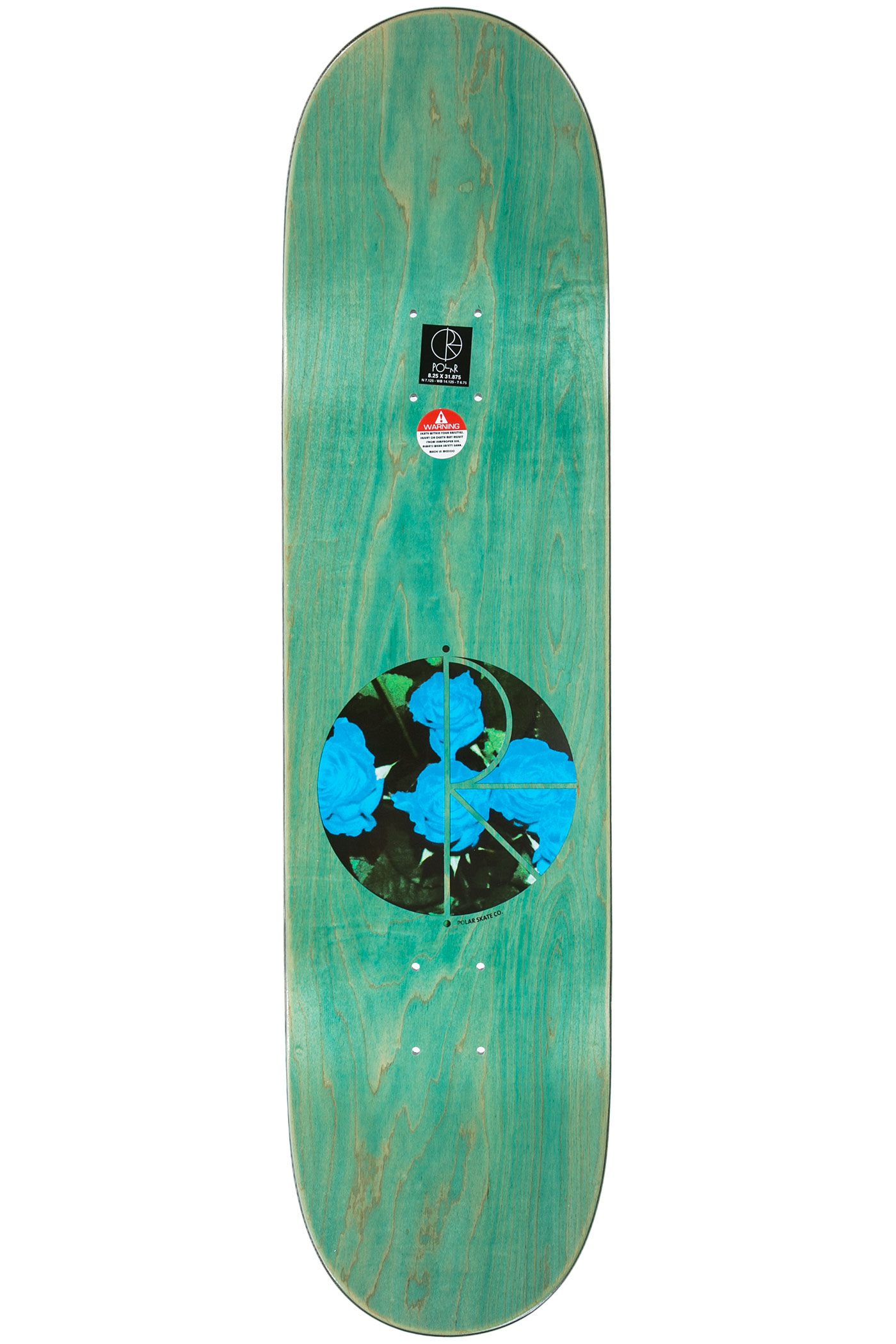 Polar Skateboards Rodrigues Uncle & Dad 8.25