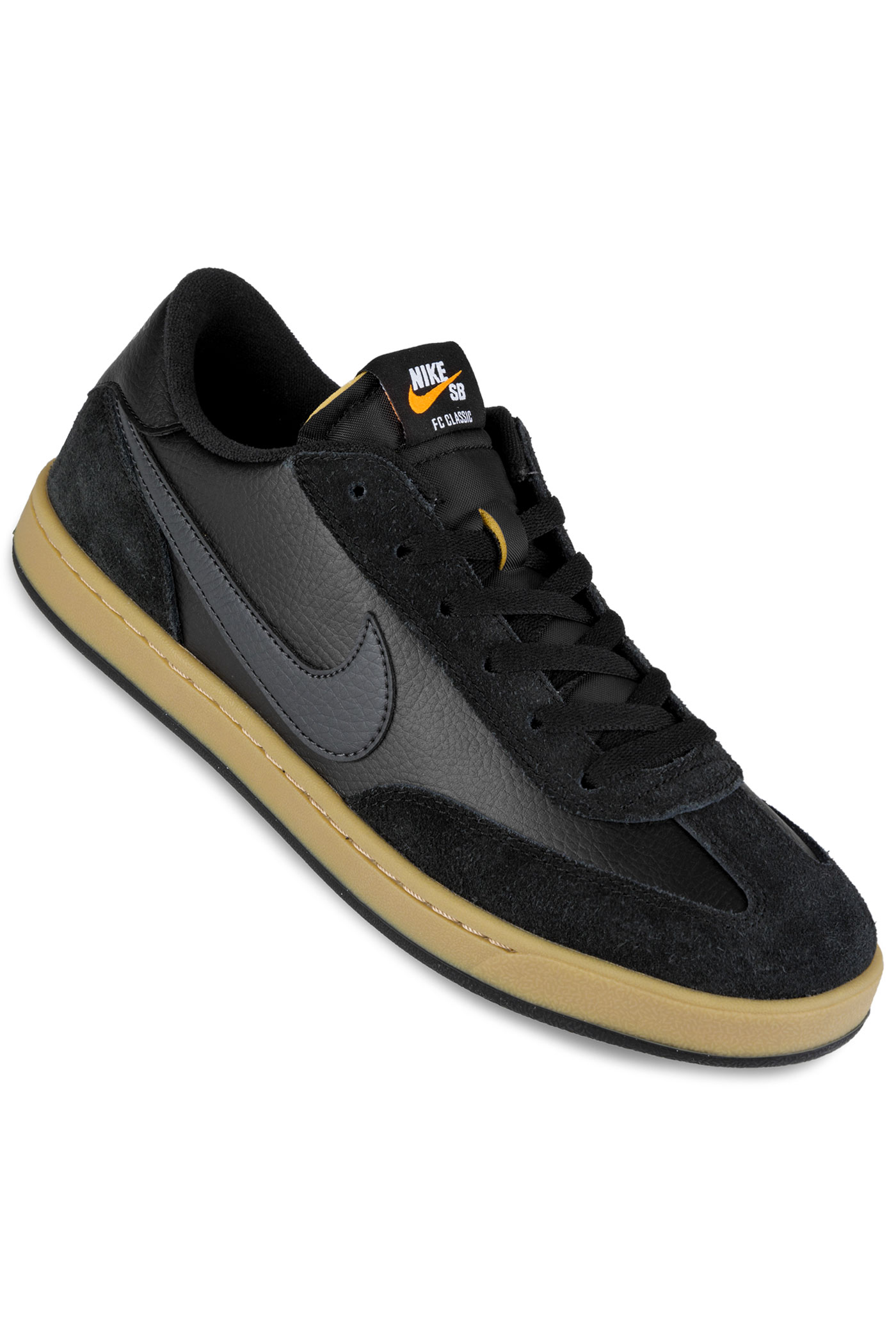 nike sb fc classic chaussure black anthracite achetez sur skatedeluxe. Black Bedroom Furniture Sets. Home Design Ideas