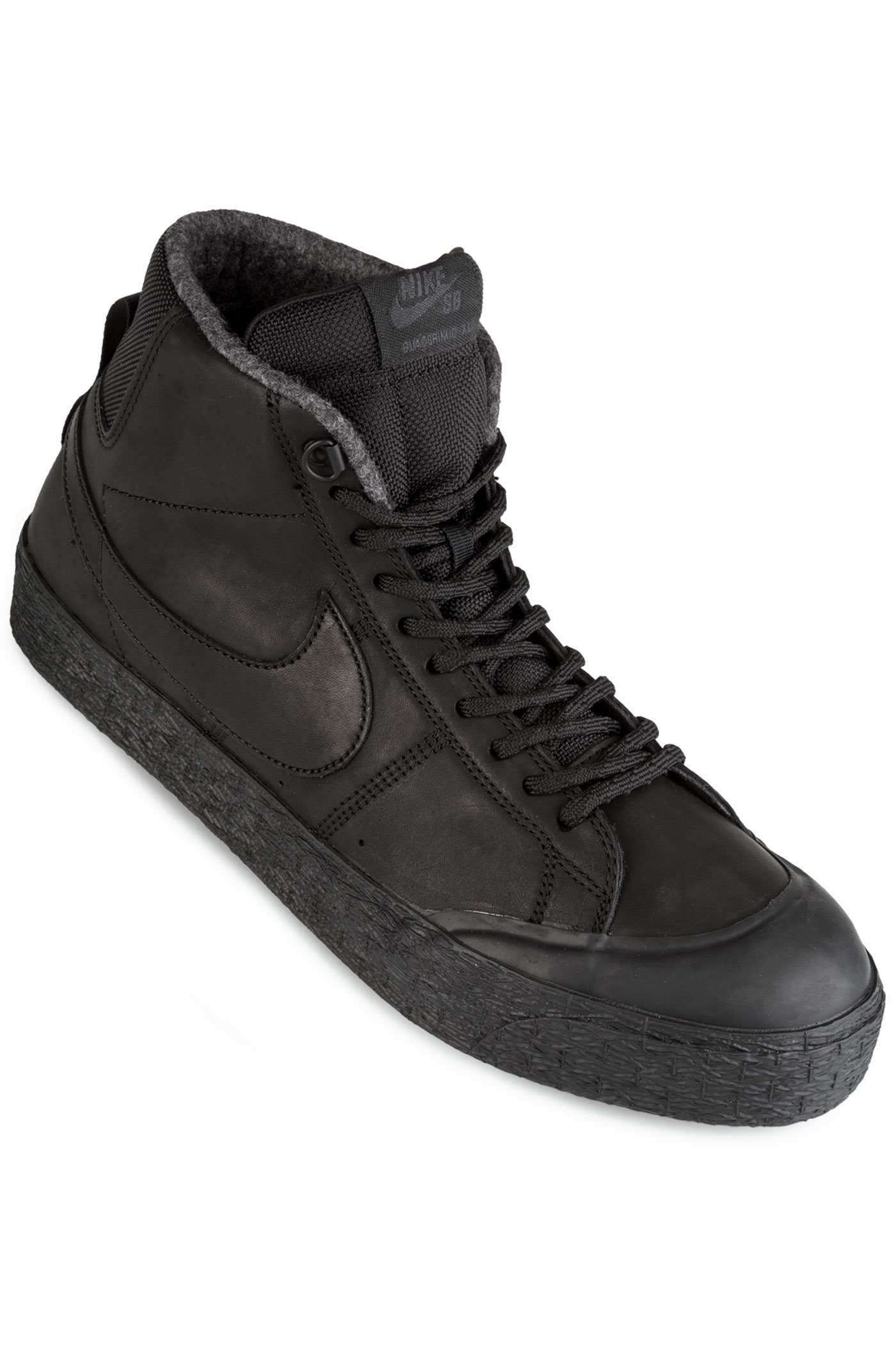 sports shoes deffc ffe43 Nike SB Zoom Blazer Mid XT Bota Shoes (black black anthracite)