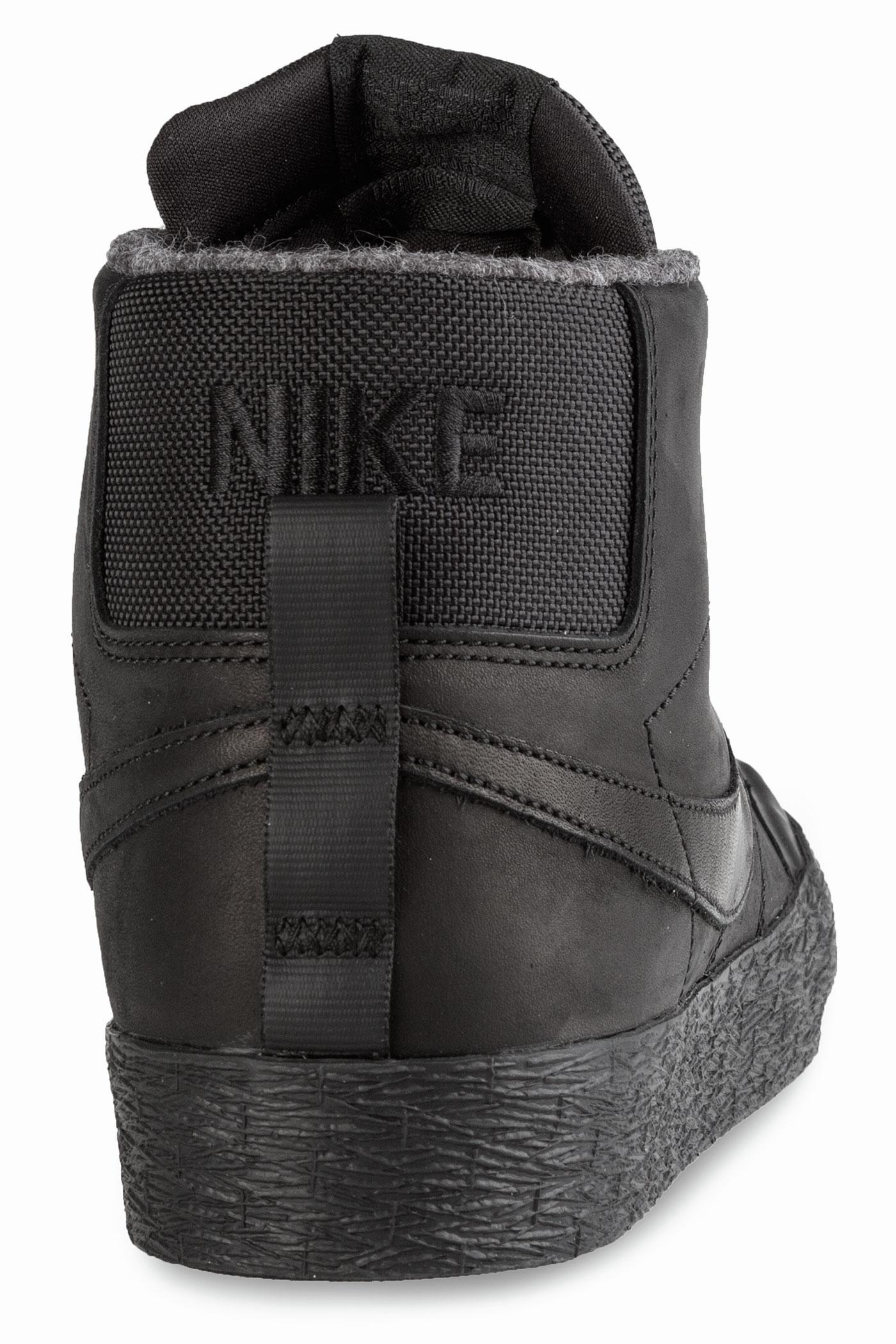 meet bfac4 db2a1 ... Nike SB Zoom Blazer Mid XT Bota Shoes (black black anthracite)