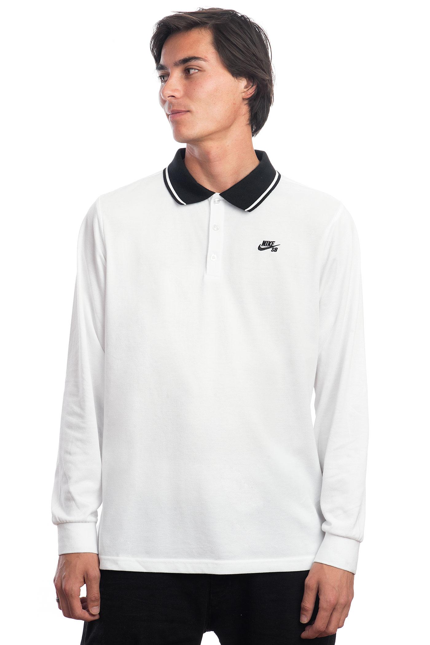 Nike Mens Long Sleeve Polo Shirts Joe Maloy