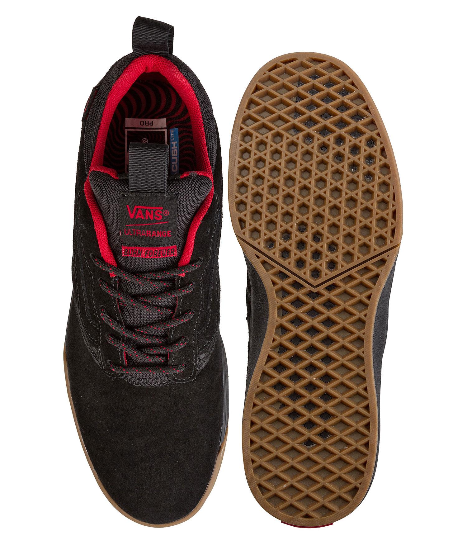 Vans x Spitfire UltraRange Pro Cardiel Shoes (black) buy at skatedeluxe 1ab1f79fd