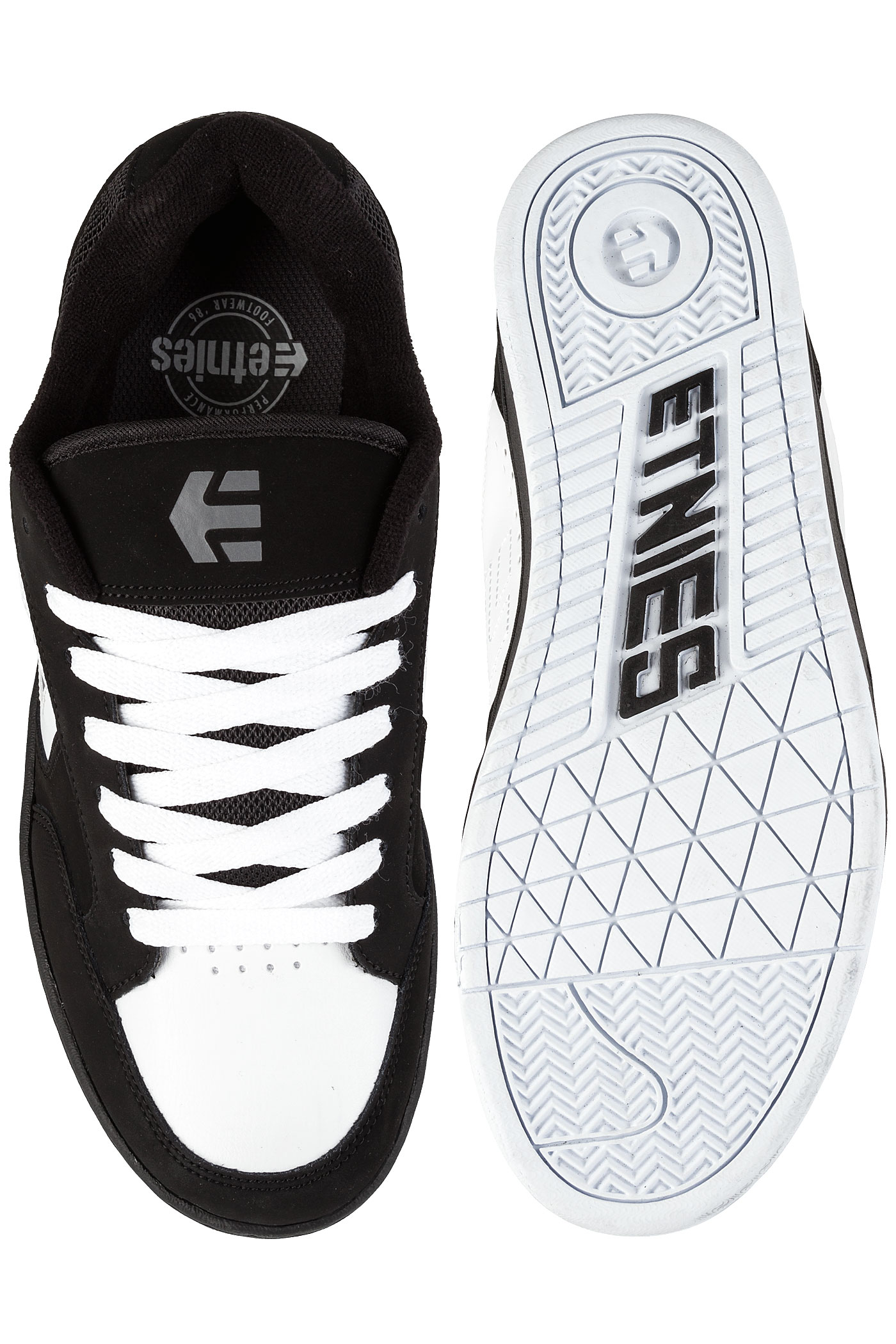 Grey Swivel Swivel White Chaussureblack White Etnies Chaussureblack Etnies wON8n0PkXZ