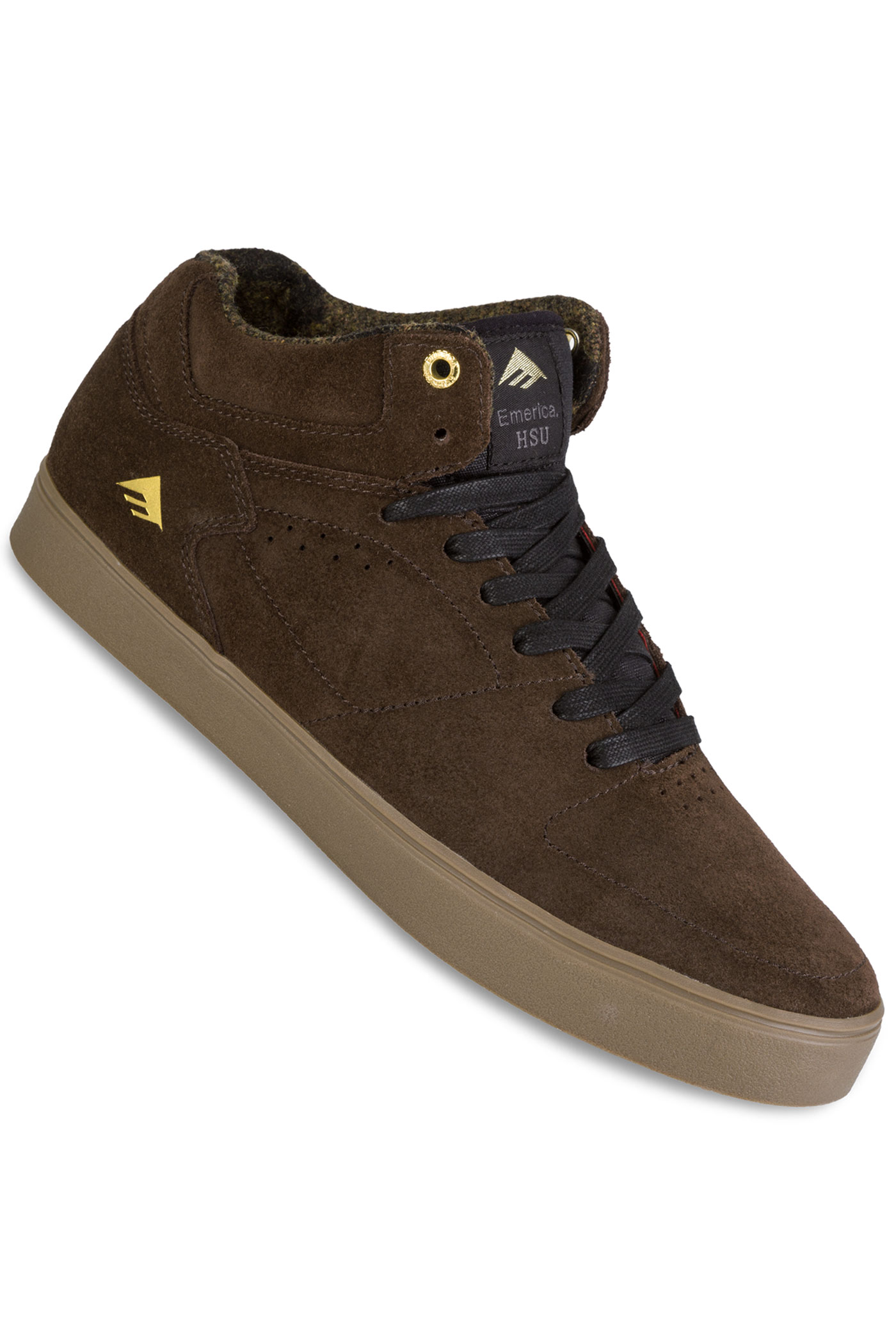 Emerica Chaussuredark Brown Hsu The G6 QCeWrdxoBE