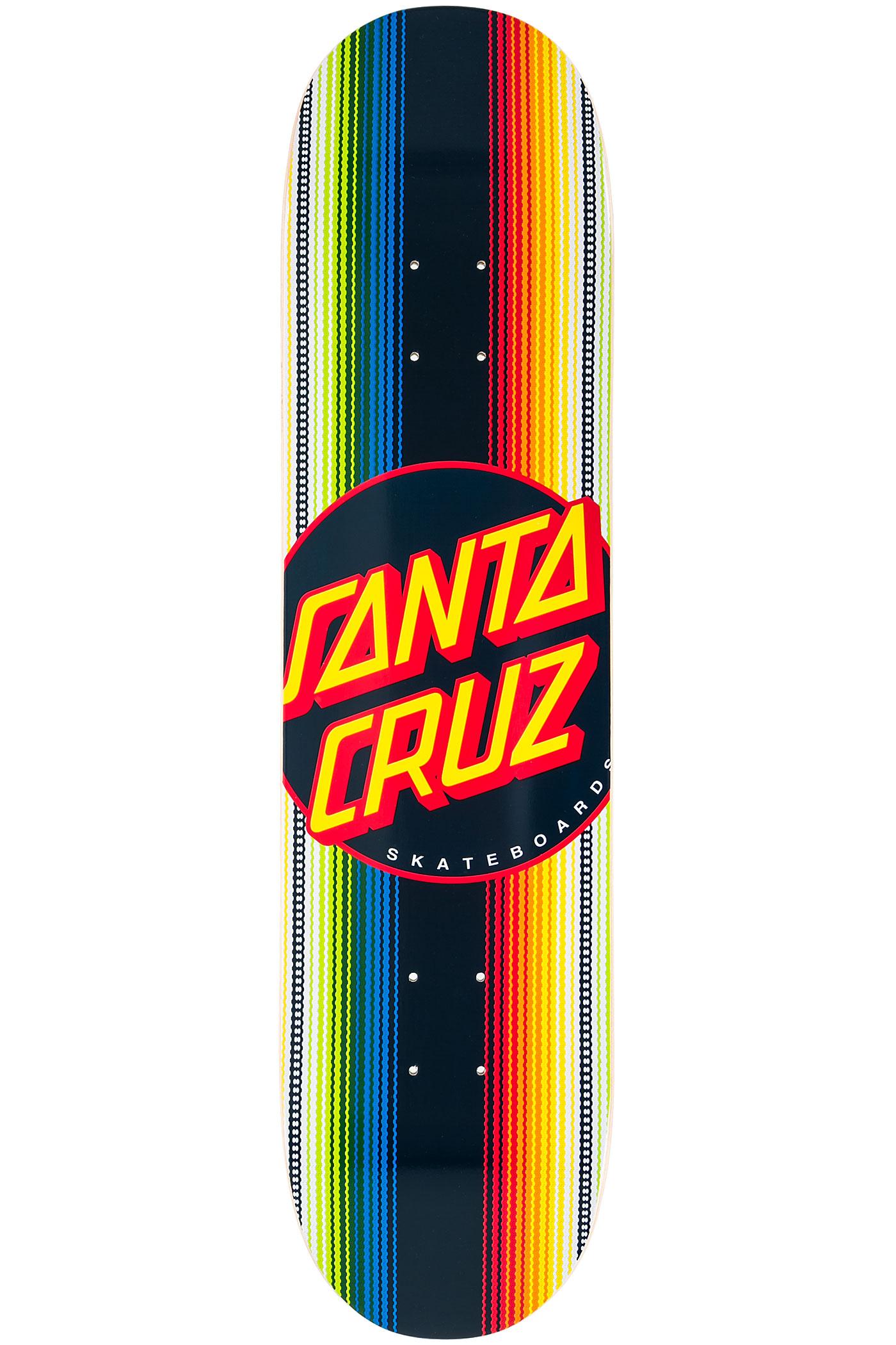Santa Cruz Jorongo Dot 8 Quot Deck Multi Buy At Skatedeluxe