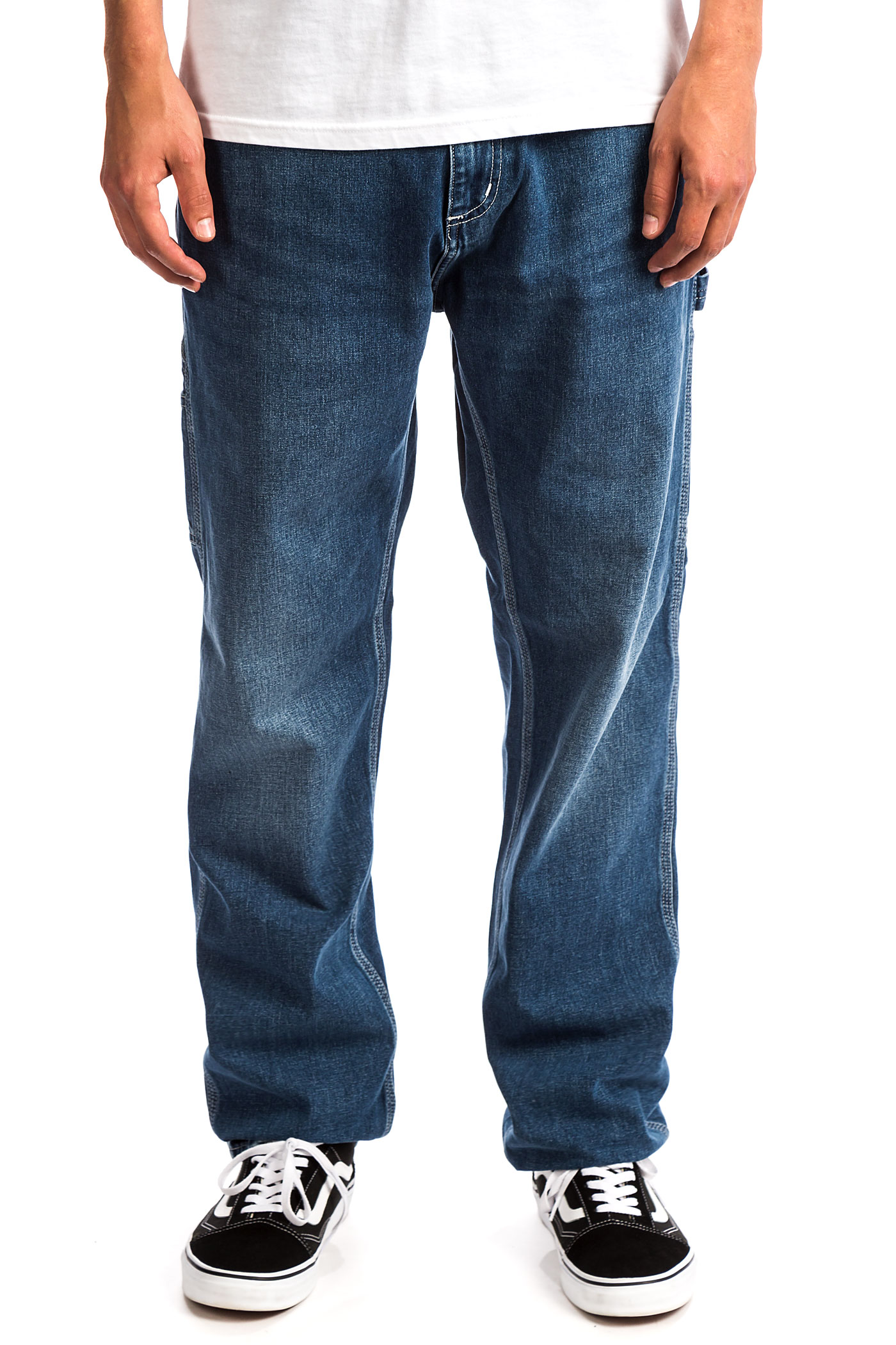 Knee Dark True Carhartt Norco Stone Pant Jeansblue Single Wip Ruck OPn08NwkXZ